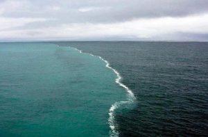 ini adalah 2 belah lautan yang dimana nabiyullah musa bertemu dengan nabiyullah khidir