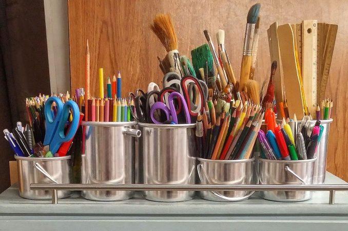 kerajinan dari sendok plastik dan cara pembuatannya