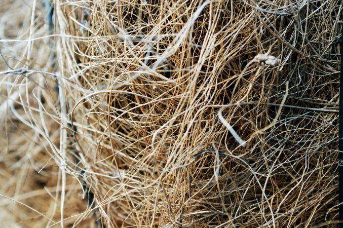 kerajinan dari serat tumbuhan yang mudah