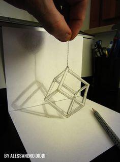 gambar 3 dimensi keren