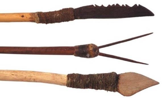 senjata papua