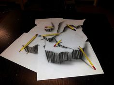gambar dimensi tiga