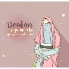 kartun muslimah terbaru 2019 instagram
