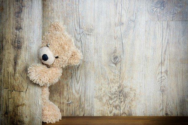gambar kartun teddy bear comel