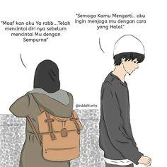 kartun muslimah terbaru 2017
