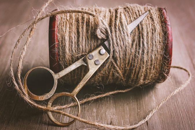 kerajinan tekstil dari tangan