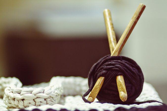 kerajinan dari bahan tekstil