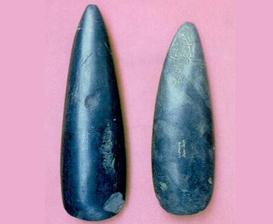 senjata adat papua