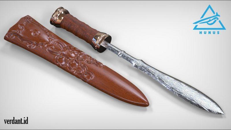 senjata kalimantan tengah
