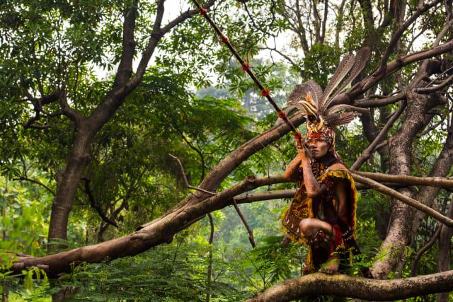 senjata tradisional minangkabau dan penjelasannya