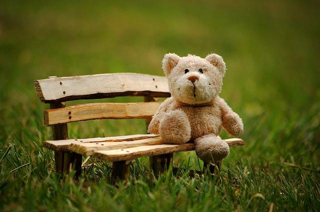 boneka teddy bear jumbo coklat