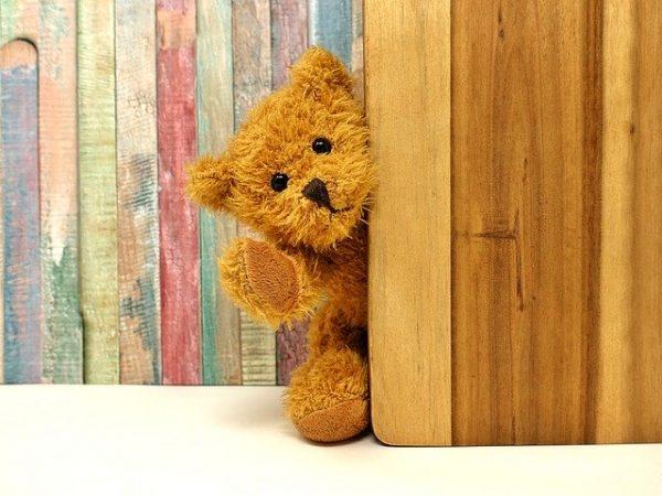 gambar kartun teddy bear