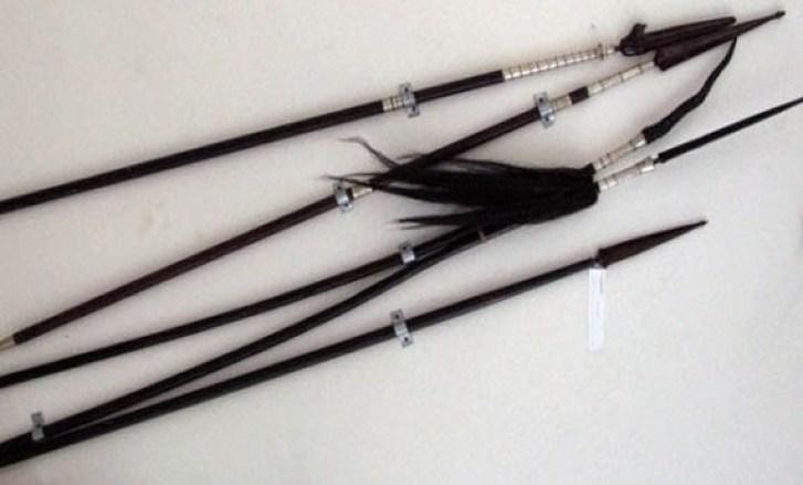 nama senjata sumatera utara