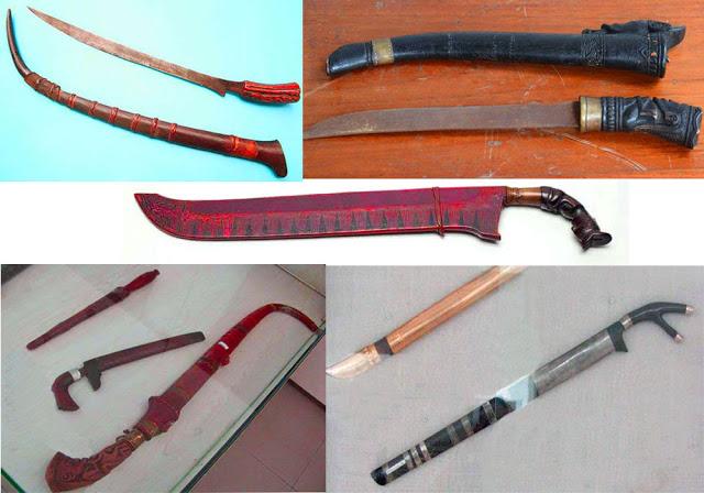 senjata sumatera utara