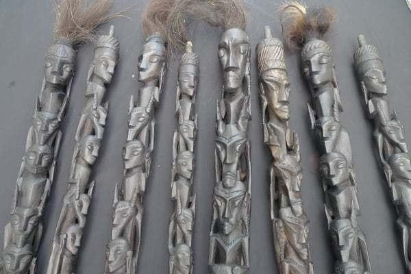 senjata sumatera utara adalah