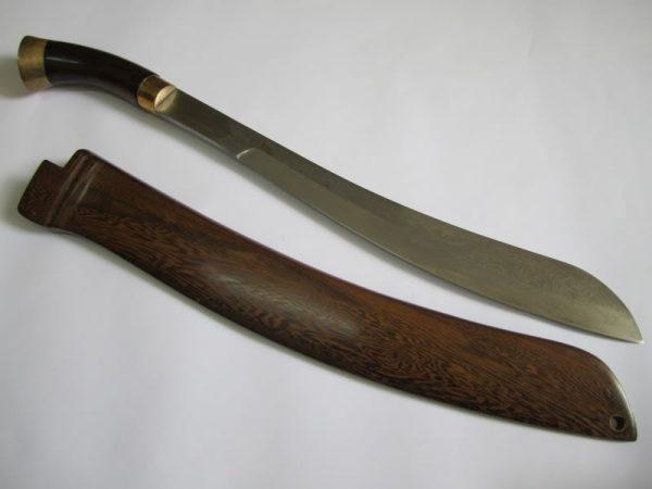 senjata khas sumatera utara